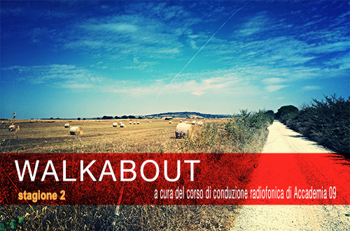 Walkabout podcast sito stagione 2